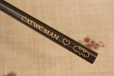 Batman and Catwoman Chopsticks