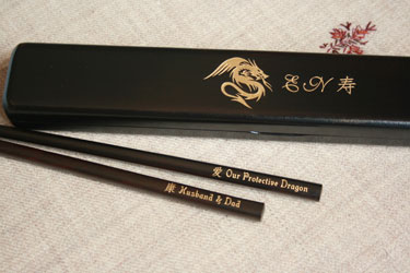 Dragon chopsticks